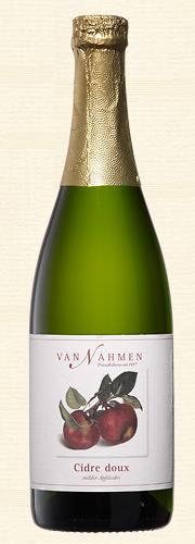 Van Nahmen, Cidre doux