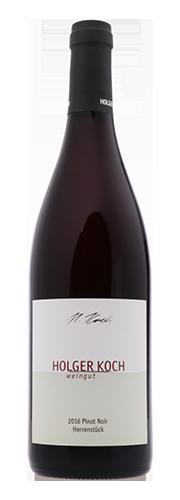 """Koch, """"Herrenstück"""", Pinot Noir Baden"""