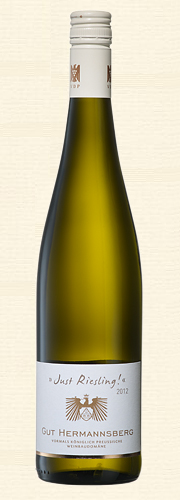 "Hermannsberg, ""Just"", Riesling trocken 2012"
