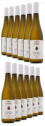 """Weißburgunder """"Rote Erde"""" trocken  (12 Flaschen)"""