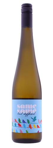 "Seehof, ""Same but different"" Weißweincuvée 2015"