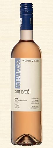 "Schnaitmann, ""Evoé!"" Rosé trocken"