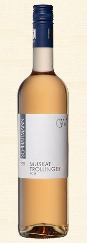 Schnaitmann, Muskattrollinger Rosé trocken (DV)