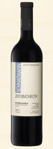 Schnaitmann, Simonroth Cuvée D, rot trocken