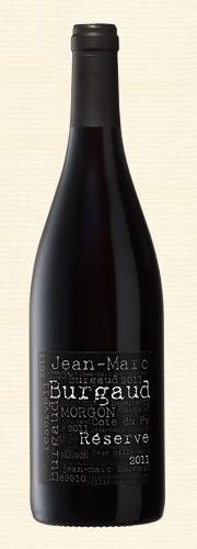 """Burgaud, Morgon Côte du Py """"Réserve"""", rouge"""