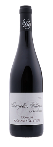 Rottiers, Beaujolais Villages rouge 2015