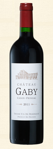 Château Gaby, Canon Fronsac rouge 2011