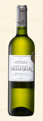 Grand Jean, Château Grand Jean, Bordeaux blanc 2012