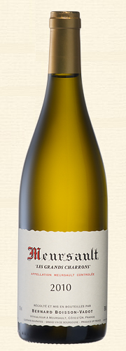 "Boisson-Vadot, Meursault ""Les Grands Charrons"", blanc"