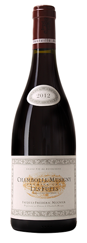 "Mugnier, Chambolle Musigny 1er Cru ""Les Fuées"", rouge 2011"
