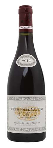 "Mugnier, Chambolle Musigny 1er Cru ""Les Fuées"", rouge 2012"