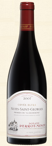 "Perrot-Minot, Perrot-Minot, Nuits-Saint-Georges 1er Cru ""La Richemone ULTRA"", rouge 2007"
