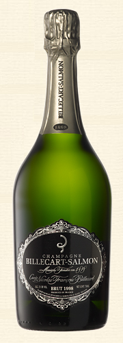 Billecart-Salmon, Cuvée Nicolas-Francois Billecart Brut 1998