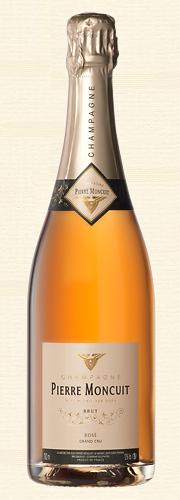 Pierre Moncuit, Champagne Rosé Grand Cru