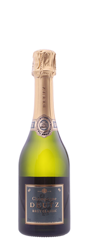 Deutz, Brut Classic, blanc (Demi/Filette)