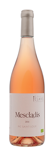 "Pierre Clavel, ""Mescladis"", rosé"