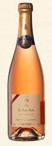 Bouvet-Ladubay, La Petite Bulle, Vin Pétillant Rosé (SC)