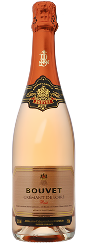 Crémant de Loire Rosé Brut