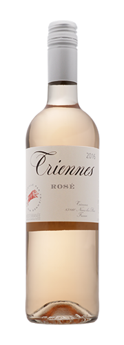 Triennes, Rosé, VdP du Var