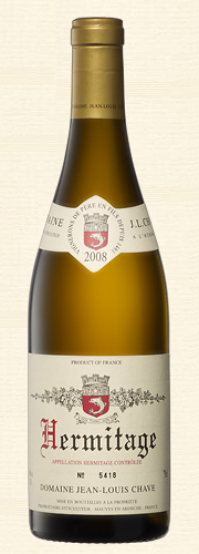 Chave, Hermitage, blanc 2008