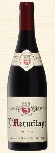 Chave, Hermitage, rouge 2009