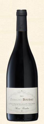 """Boudau, Cuvée """"Henri Boudau"""", Côtes du Roussillon Villages, rouge"""