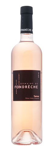 Fondrèche, Le Rosé