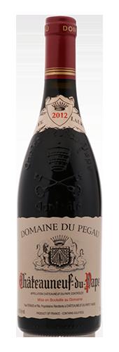 """Pégau, Châteauneuf-du-Pape, """"Cuvée Laurence"""" rouge"""