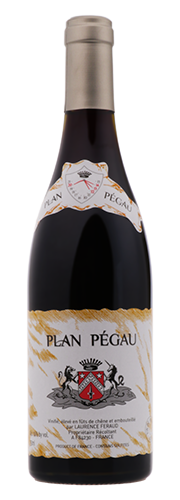 "Pégau, ""Plan Pégau"", Vin de Table rouge"
