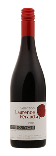 "Pégau, ""Selection Laurence"", CdR rouge 2015"