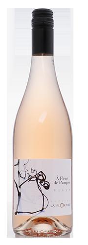 """""""À Fleur de Pampre"""", Côtes du Rhône Visan ROSÉ"""