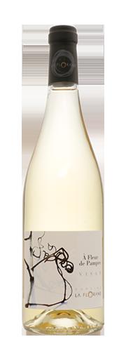 """Florane, """"À Fleur de Pampre"""", Côtes du Rhône Visan blanc"""