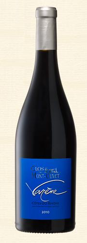"""Mont-Olivet, """"Varene"""", Côtes du Rhône rouge"""