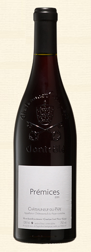 "Giraud, ""Les Premices"", Châteauneuf-du-Pape rouge 2011"