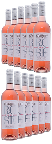 Rosé de Pressée, rosé  (12 Flaschen)