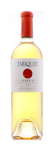 """Tariquet, """"Dernières Grives"""", Vin doux blanc"""