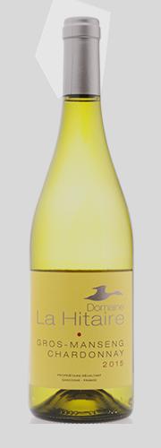 """Tariquet, """"Domaine la Hitaire"""", Gros Manseng-Chardonnay blanc"""