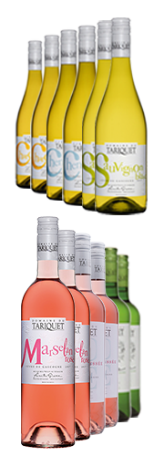 Tariquet-Kennenlernpaket (12 Flaschen)