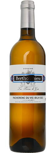 """""""Les Pierres du Grés"""", Pacherenc du Vic-Bilh Sec, blanc"""