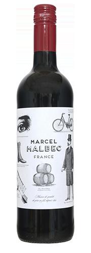 """Château du Cèdre, """"Marcel"""", rouge"""
