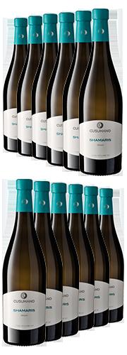 Shamaris, bianco  (12 Flaschen)
