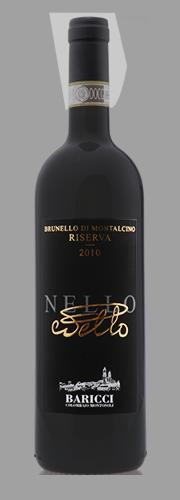 """Baricci, """"Nello"""" Brunello di Montalcino Riserva, rosso"""