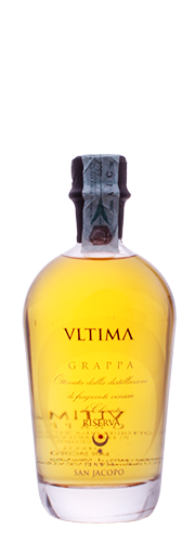 "San Jacopo, Grappa ""Ultima"", Reserva"