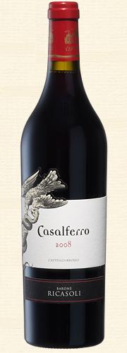 Ricasoli, Casalferro, rosso