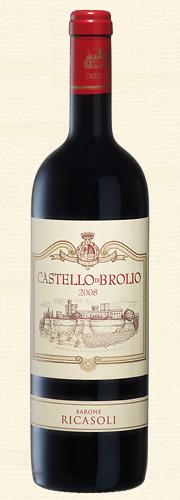 Ricasoli, Castello di Brolio, Chianti Classico rosso