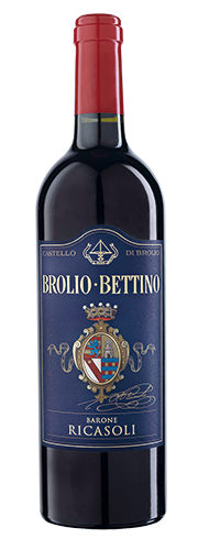 """""""Brolio Bettino"""" Chianti Classico rosso"""