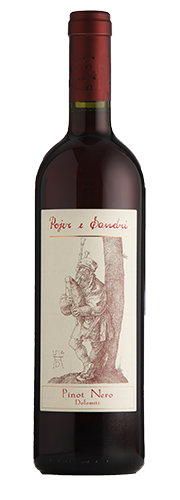 Pinot Nero rosso 2015
