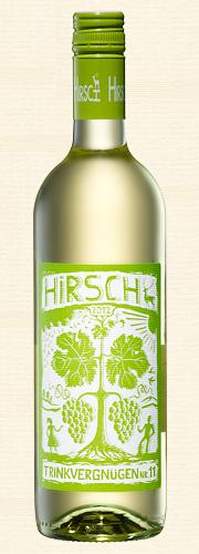 """Hirsch, Grüner Veltliner """"Trinkvergnügen #11"""" (DV)"""