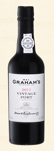 Graham's, Vintage Port (Demi/Filette) 2011
