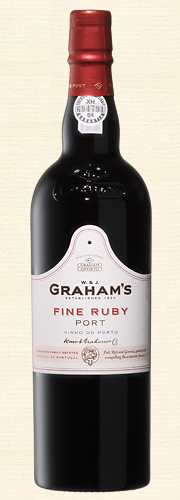Graham's, Fine Ruby Port